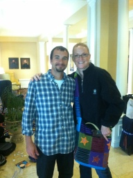 Medal of Honor Recipient Sal Giunta and Me