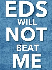 EDS will not beat me
